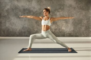 Ashtanga Yoga Pose