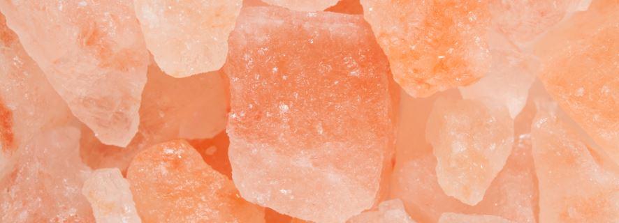 Zoutsteen Kristallen