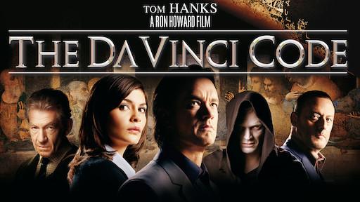 de Da Vinci Code op Netflix